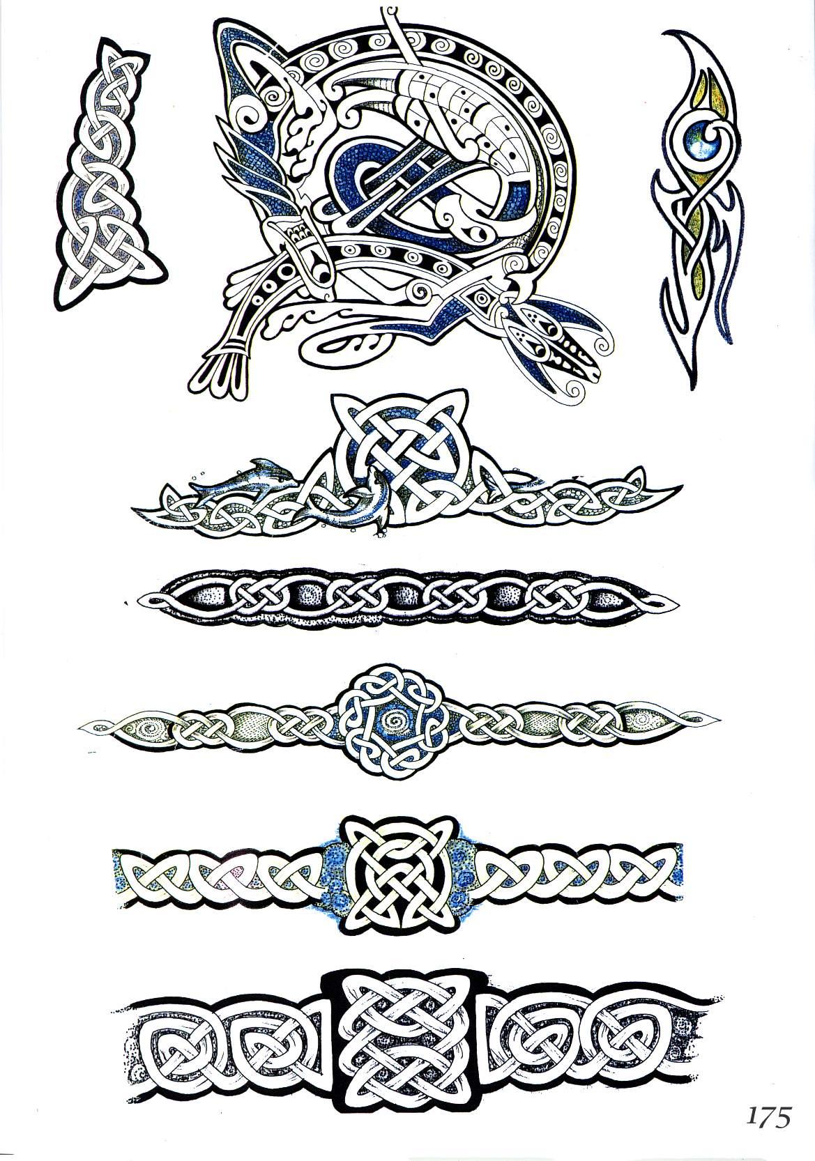 Фото кельтских узоров и их значение